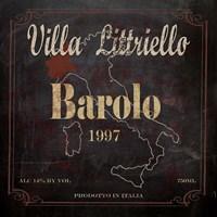Villa Littriello Fine Art Print