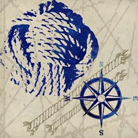 Nautical Rope Fine Art Print