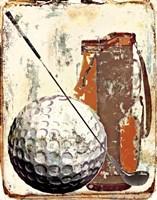 Golf Fine Art Print