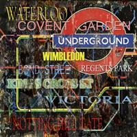 Underground Fine Art Print