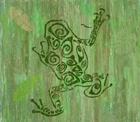 Frog Fine Art Print