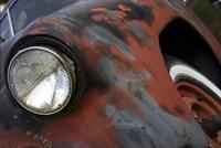 Chevy Headlight Fine Art Print