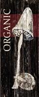 Organic Mushroom Fine Art Print