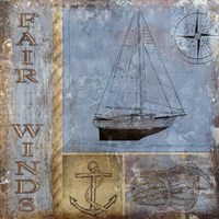 Fair Winds Fine Art Print