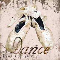 Dance Shoes Fine Art Print