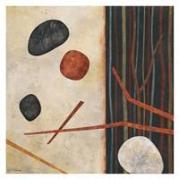 Sticks and Stones II Fine Art Print