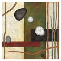 Sticks and Stones VIII Fine Art Print