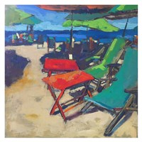 Playa Fine Art Print