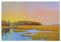 Summer Marsh 2 Fine Art Print