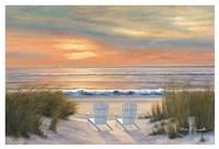 Paradise Sunset Fine Art Print