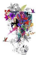 Tropical Girl Fine Art Print