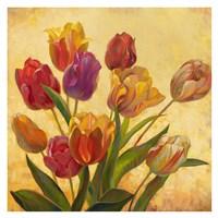 Tulip Bouquet Fine Art Print