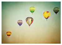 In Flight Fine Art Print