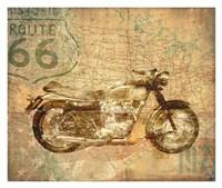 American Rider Fine Art Print
