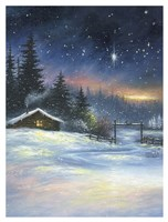 Heavenly Night Fine Art Print