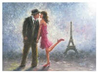 Paris Love Fine Art Print