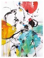 Drifting Continents Fine Art Print
