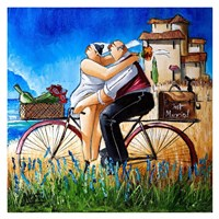 Just Married Fine Art Print