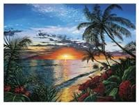 Sunset Serenade Fine Art Print