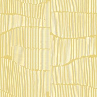 The Spaces Between Perfect Tile Yellow Fine Art Print