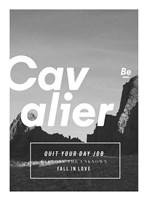 The Cavalier Fine Art Print
