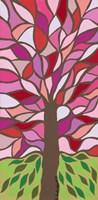 Tree of Life - Pink Fine Art Print