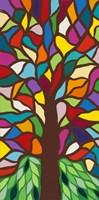 Tree of Life - Rainbow II Fine Art Print