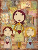You're In My Heart Fine Art Print
