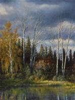 Orvis Pond Fine Art Print