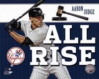 "Aaron Judge """"All Rise"""" Fine Art Print"
