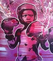 Boxer Kid 1 Fine Art Print