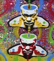 Brain Soup 1 Fine Art Print