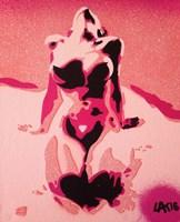 Pink Nude Fine Art Print