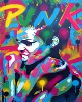 Punk Fine Art Print
