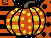 Halloween Pumpkin Fine Art Print