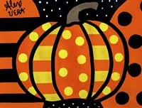 Halloween Pumpkin Fine Art Print
