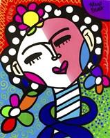 Frida Kahlo Fine Art Print