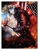 Hero I Fine Art Print