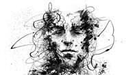 Inkface Fine Art Print