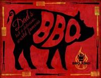 BBQ 1 Fine Art Print