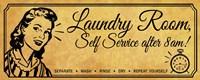 Laundry 2 Fine Art Print