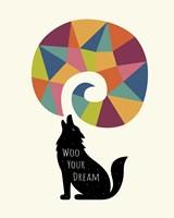 Woo Your Dream Fine Art Print