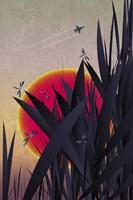Red Heat Fine Art Print