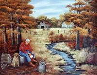 Autumn Blessings Fine Art Print