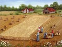 The Wheat Field Fine Art Print