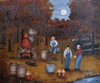 The Moonshiners 10 Fine Art Print