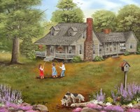 Smith Homeplace Fine Art Print