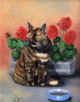 Cassie Fine Art Print