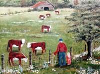 Grandpa Martin Fine Art Print