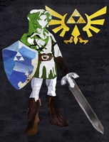 Zelda2 Fine Art Print